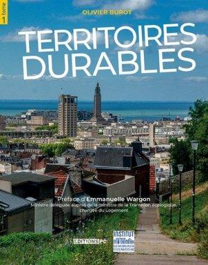 Villes, villages et territoires de demain - PC Editions - 9782378190187 -
