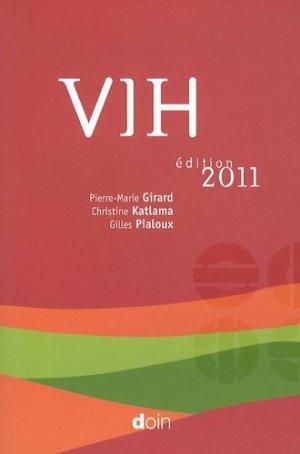 VIH 2011 - doin - 9782704013029 - Pilli ecn, ecn pilly 2020, pilly ecn 2021, pilly ecn feuilleter, ecn pilli consulter, ecn pilly 6ème édition, pilly ecn 7ème édition, livre ecn