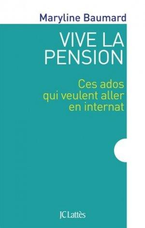 Vive la pension - lattes - 9782709638074 -