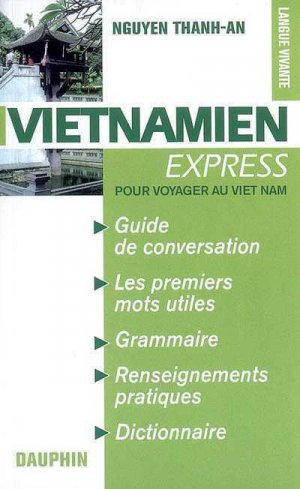 Vietnamien Express 2E ED - dauphin - 9782716313346 -