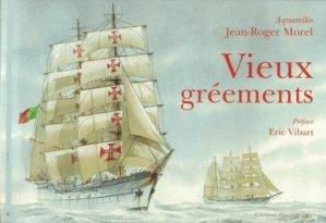 Vieux gréements - Ouest-France - 9782737326325 -