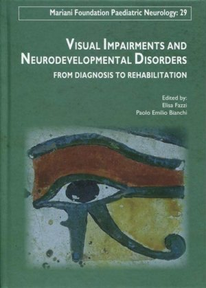 Visual impairments and neurodevelopmental disorders - john libbey eurotext - 9782742014460