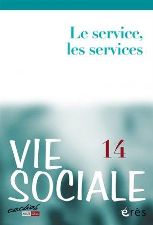 Vie Sociale - eres - 9782749251400