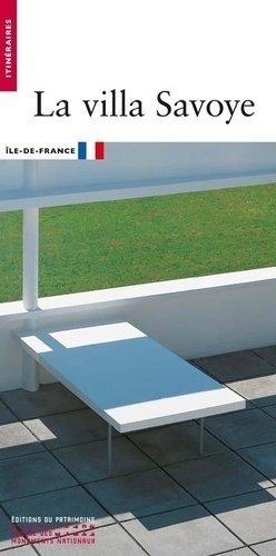 Villa savoye (nouvelle edition) - Editions du Patrimoine Centre des monuments nationaux - 9782757707531 -