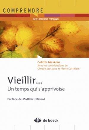 Vieillir - de boeck superieur - 9782804184827 -