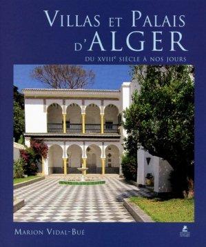 Villas et palais d'Alger - place des victoires - 9782809912647 -