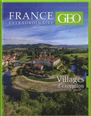 Villages d'exceptions - prisma - 9782810420582 -