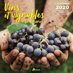 Vins et vignobles de France - Artémis - 9782816015294