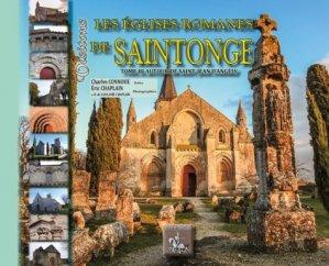 Visitons les églises romanes de Saintonge . Tome 3, Autour de St-Jean d'Angely - des regionalismes - 9782824009599 -