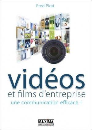Vidéos et films d'entreprise - Maxima Laurent du Mesnil - 9782840018759 -