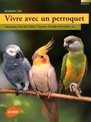 Vivre avec un perroquet - ulmer - 9782841388141 -