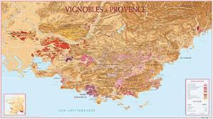 Vignoble de Provence - benoit france  - 9782843541650 -