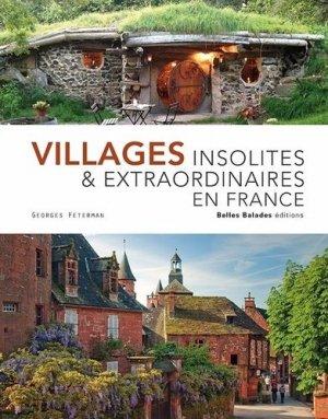 Villages insolites & extraordinaires en France - Dakota Editions - 9782846404693 -