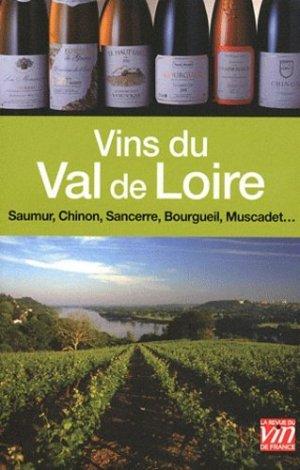 Vins du Val de Loire - marie claire - 9782848314020 -