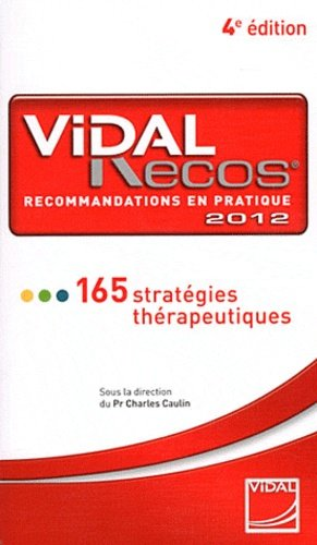 Vidal Recos - vidal - 9782850912009 -