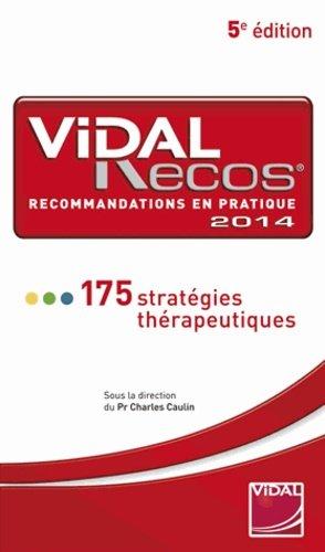 Vidal Recos - vidal - 9782850912047 -