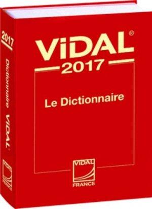 Vidal 2017 - vidal - 9782850913679 -