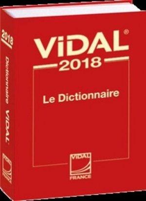 Vidal 2018 - vidal - 9782850913716