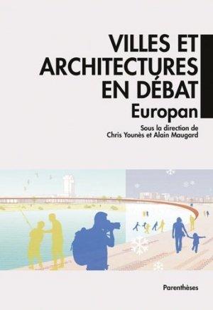 Villes et architectures en débat - parentheses - 9782863643488 -