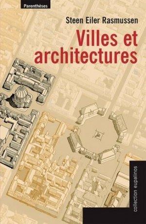 Villes et architectures - parentheses - 9782863646465 -