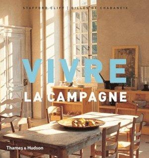 Vivre la campagne - thames and hudson - 9782878113679 -