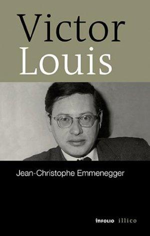 Victor Louis - Infolio - 9782884746977 -
