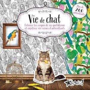 Vie de chat - Bravo Editions - 9782896702695 - rechargment cartouche, rechargement balistique