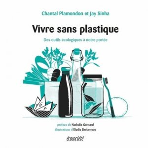Vivre sans plastique - ecosociete (canada) - 9782897195366 -