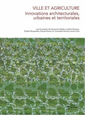 Ville et agriculture - de l'esperou - 9782912261960 -