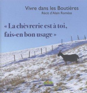 Vivre dans les Boutières - Septéditions - 9782916109732 -