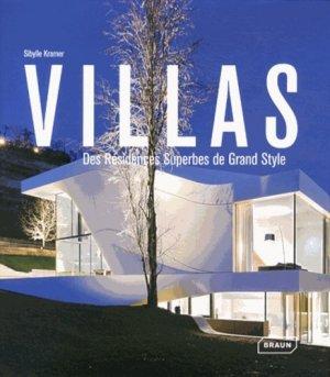Villas - braun - 9783905982138 -
