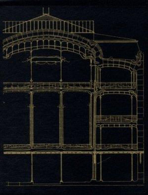 Victor Horta 1861 - 1947 - fonds mercator - 9789061534037 -