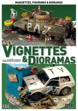 Vignettes & dioramas - Histoire et Collections - 9791038010680 -