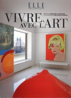 Vivre avec l'art - GM éditions - 9791092730470 -