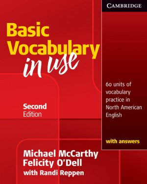 Vocabulary in Use Basic - Student's Book with Answers - cambridge - 9780521123679 -