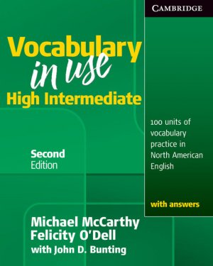 Vocabulary in Use High Intermediate - Student's Book with Answers - cambridge - 9780521123860 -