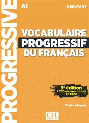 Vocabulaire progressif du français - cle international - 9782090380170 -
