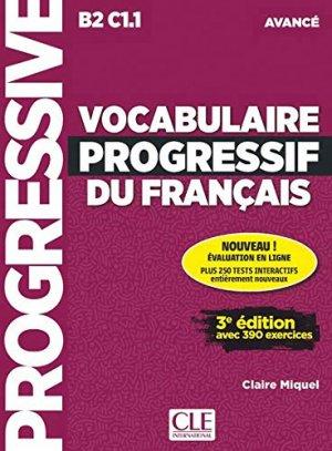 Vocabulaire progressif du français avancé - Nathan - 9782090381993 -
