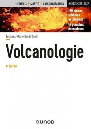 Volcanologie - Dunod - 9782100819140 -