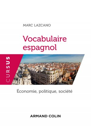 Vocabulaire espagnol - armand colin - 9782200623739 -