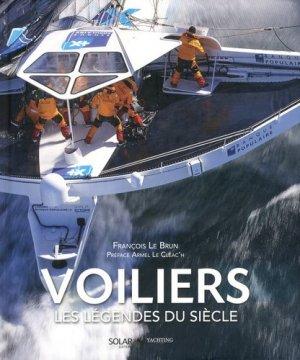 Voiliers. Les légendes du siècle - solar - 9782263157073 -