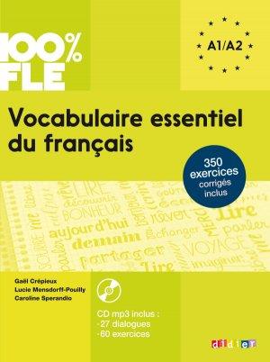 Vocabulaire Essentiel du Français - didier - 9782278083404 -