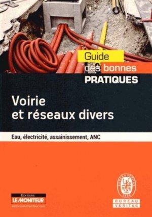 Voiries et réseaux divers - le moniteur - 9782281116816 -