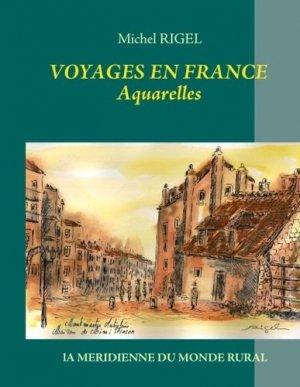 Voyages en France - Books on Demand Editions - 9782322035687 -