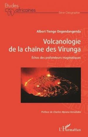 Volcanologie de la chaîne des Virunga - l'harmattan - 9782343208701 -