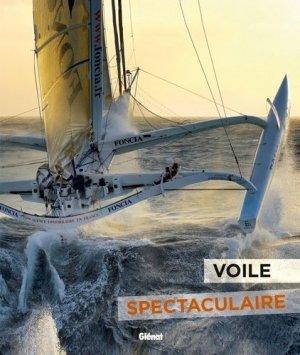 Voile spectaculaire - Glénat - 9782344003725 -