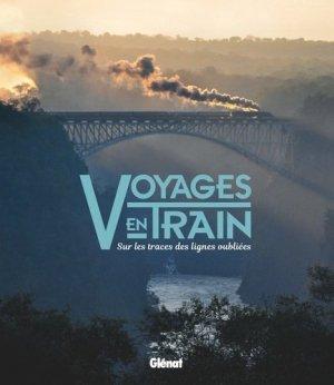 Voyages en train - glenat - 9782344031568 -