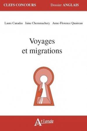 Voyages et migrations - atlande - 9782350306117 -