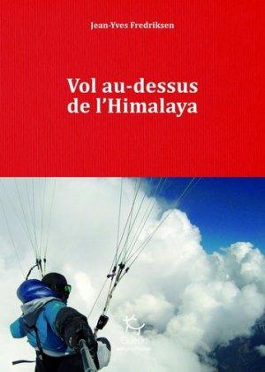 Vol au dessus de l'Himalya - guerin - 9782352212713 -