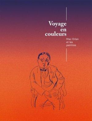 Voyage en couleurs - Lienart - 9782359063202 -